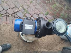 1,1kw pool pump