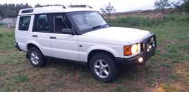 *** STRIPPING FOR SPARES *** landrover discovery 2 Td5 (pre - facelift