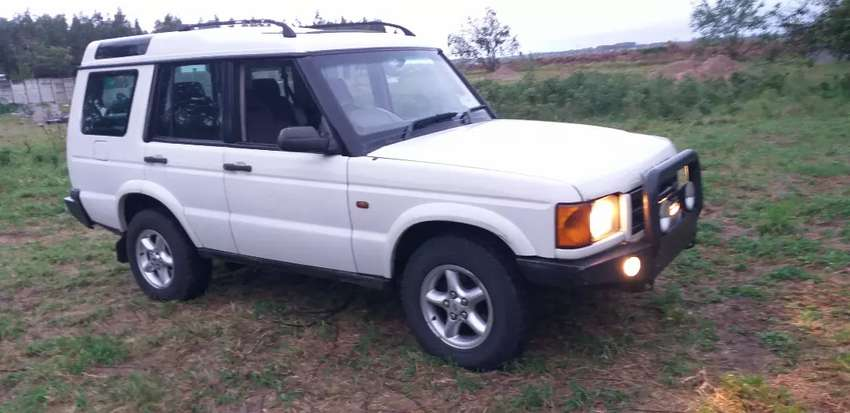 *** STRIPPING FOR SPARES *** landrover discovery 2 Td5 (pre - facelift 0