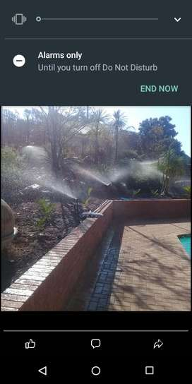 Irrigation and borehole installations