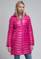 Новое термо пальто Geographical Norway парка/куртка деми/зима