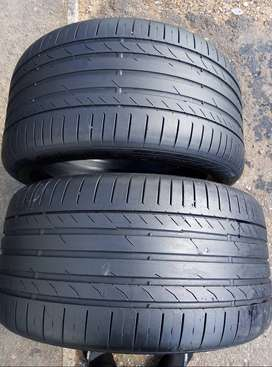 315/35/20 Continental Run Flat Tyres (For BMW X5)