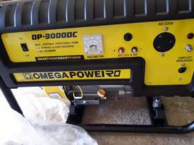 3000DC Omega Power Pull Start generator for only R3500 Free delivery