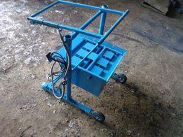Вибростанок, станок для производства шлакоблоков