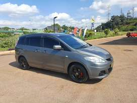 2011 MAZDA 5 / 7 SEATER - EXCELLENT CONDITION