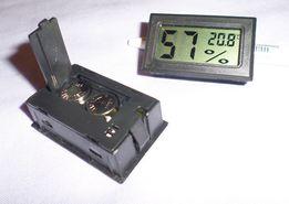 Гигрометр термометр цифровой ЖК-дисплей для террариума