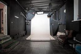 НАСТОЯЩИЙ ВИНИЛОВЫЙ! БЕЛЫЙ ФОТО ФОН, студийный фон для фото фотостудии