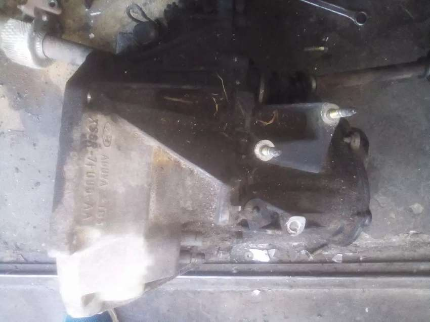 Ford Rocam 1.3 gearbox
