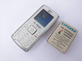 Телефон LG KP130, зарядка, из Англии. Рабочий.