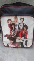 сумка-рюкзак для девочек-подростков