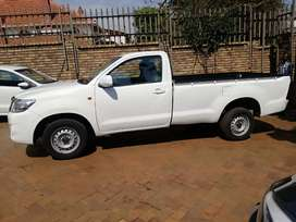 2013 Toyota hilux 2.5 diesel, with only 92000km