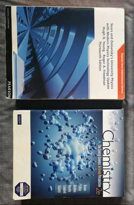 UKZN Engineering Textbooks For Sale