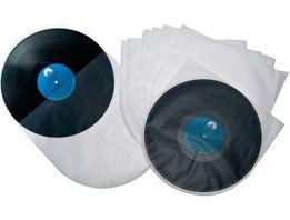 Внутренние полукруглые антистатические пакеты для пластинок винила LP