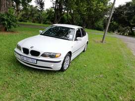 2002 BMW 318i FACELIFT, IN ORIGINAL GOOD CONDITION, LOW KMS