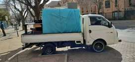 BAKKIE FOR HIRE AT AFFORDABLE AT PRICES