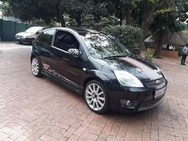 2005 ford fiesta 2.0i st for sale