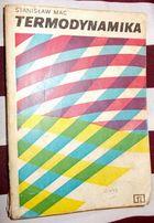Termodynamika - Stanisław Mac WSiP, 1977 r, stron 258