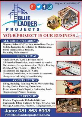 Blue Ladder Projects Pty Ltd
