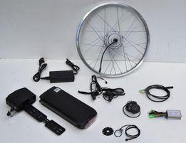 Zestaw elektryczny do roweru + BATERIA MXUS rower elektryczny