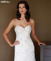 Stylowa suknia ślubna