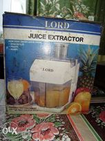 Соковыжималка Lord