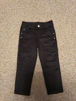 брюки штаны лосины легинсы джинсы черные разм. 98 идеал. сост