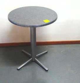 Heavy duty rust resistant canteen table
