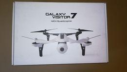 Galaxy Visitor 7 - cały zestaw poza dronem + dodatkowe części