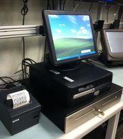 POS терминал Elo HP (пос система сенсорный монитор кафе бар