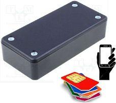 Контроллер GSM модуль для электро замка ворот шлагбаума замена брелков