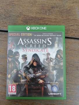 Assassin's Creed syndicate Xbox one speical additon