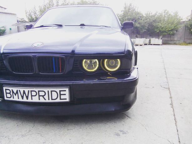 Разборка запчасти BMW E34 M50 b20 рестайлинг бмв е34 шрот Сумы - изображение 1
