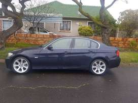 BMW 3 Series 323i E90 Full house