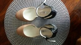 Czółenka sandałki 37
