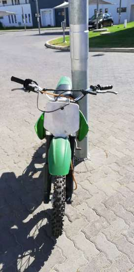 Orion 125cc pit bike