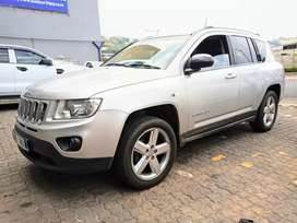 Jeep compass limited Automatic