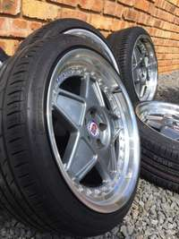 HRE wheels with tyres 0