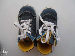 Tanio-buty dla chłopczyka