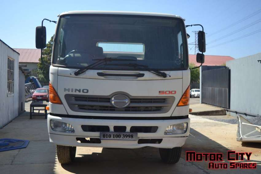 HINO 500 SERIES NOW STRIPPING FOR SPARES 0