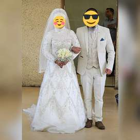 Wedding dress for sale or hire