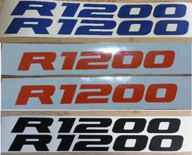 R1200 GS LC Beak decals graphics vinyl stickers