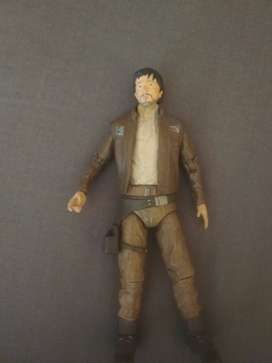 Rare collectible star wars rouge one figure