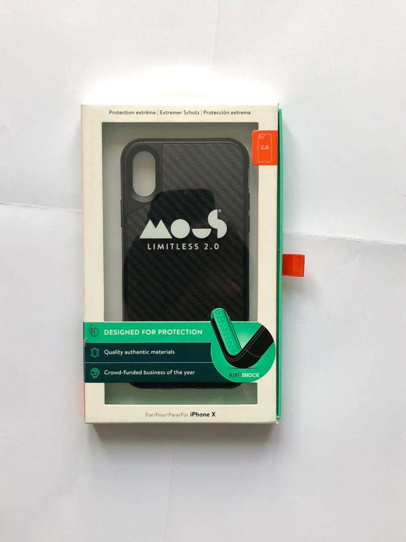 Limitless 2.0 iPhone X/XS Case 0