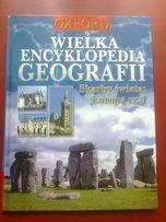 Oxford Wielka Encyklopedia Geografii Europa cz. I