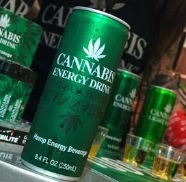 Cannabis Energy drink & Products