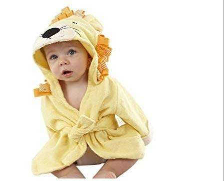 kids bathing robes/ towels with hood 0