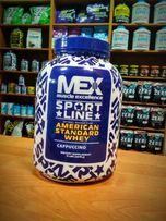 MEX American Standard Whey 2270g WPC+WPI+WPH Mix białek Niepołomice