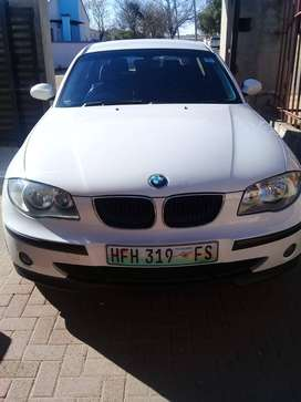 BMW 1 series 2005 model for sale