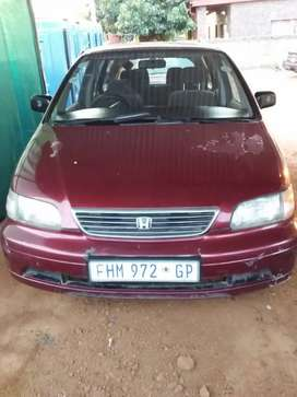 Honda oddesy for sale