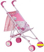 БЕСПЛ.ДОСТАВ Коляска для куклы Zapf Baby Born Прогулка 1423574 1423563